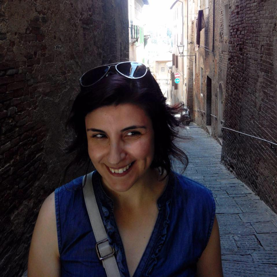Sara Alexandra Cordeiro Madeira