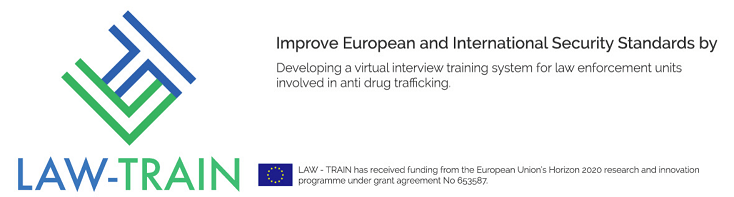 Law-Train Project – Exhibitor Workshop at Milipol 2017, Paris