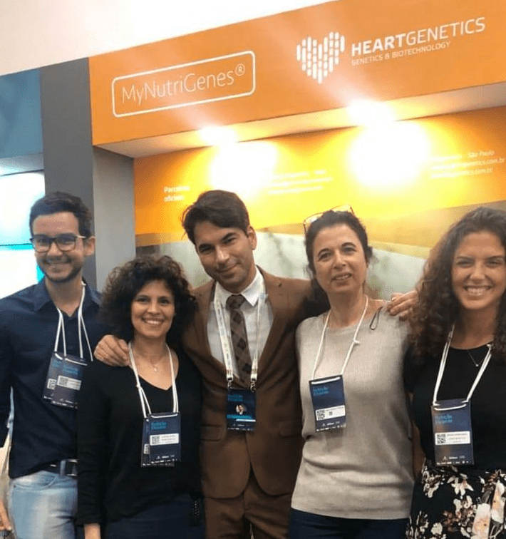 HeartGenetics presents MyNutriGenes® in Brazil